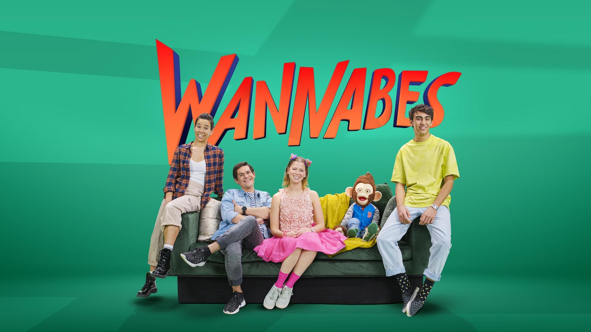 Wannabes zonder accent