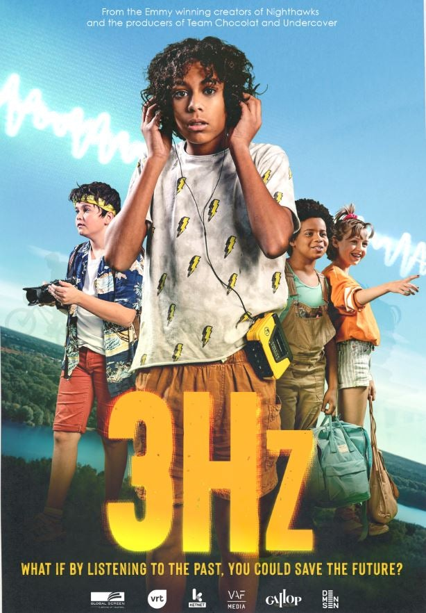 3HZ poster